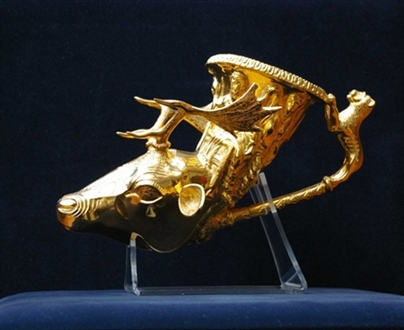 Rhyton from the Panagyurishte gold treasure