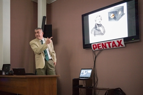 Официалните представители на PENTAX в България организираха семинар в РАМ - Пловдив