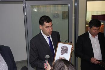 "Exhibition ""Antique treasures from Brestovitza"""