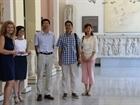 Посещение на делегация от Китай
