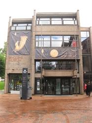 Откриване на изложба в Кралство Норвегия